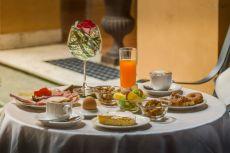 Palazzo Cesi colazione