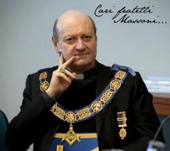 Ravasi Cari Fratelli Massoni