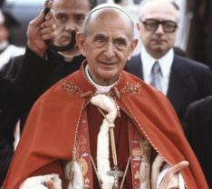 Pablo VI de alto nivel