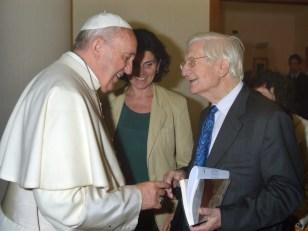 Raniero Valley et le Saint-Père