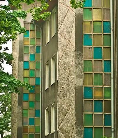 Brique De Verre Sur Mur Exterieur Et Isolation Isolationthermique Org