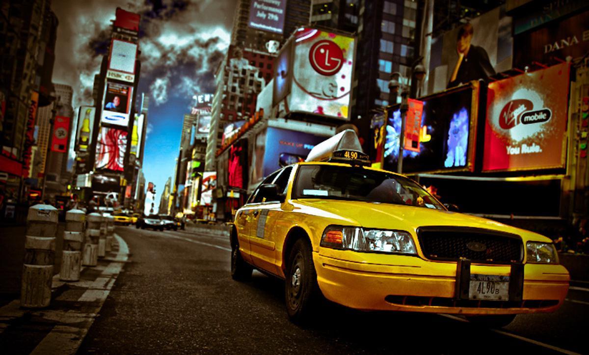 7-26   Устав ждать, таксист хотел поторопить пассажира... но то, что произошло дальше перевернуло его жизнь!
