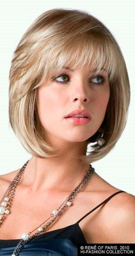 11-34 | Модные прически на короткие волосы и волосы средней длины