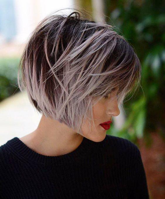 1492866118-7714-83-4 | Градуированные каре для коротких и средних волос: 30 вариантов