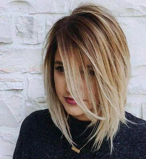 5-49 | Модные прически на короткие волосы и волосы средней длины