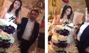 На этой свадьбе что-то пошло не так...