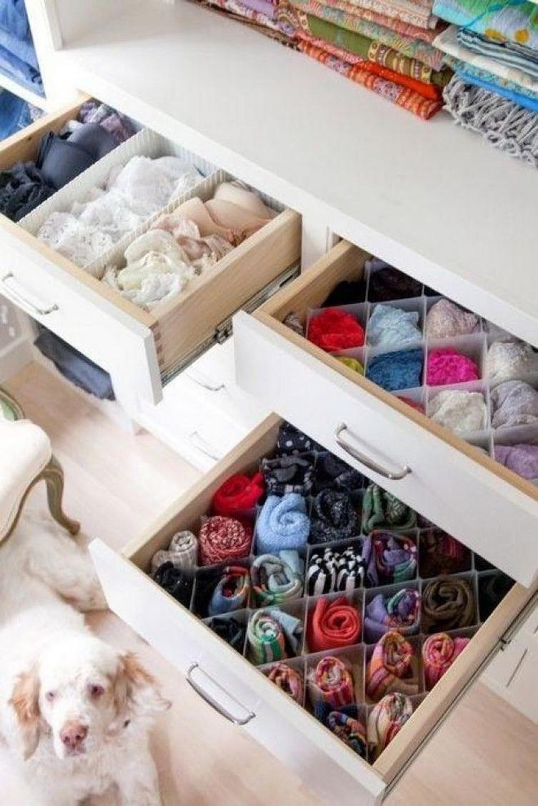 1fc32432-0675-4c82-99b1-65f133a6d54a   20 идей правильной организации пространства в шкафу. Лайфхак для всех!