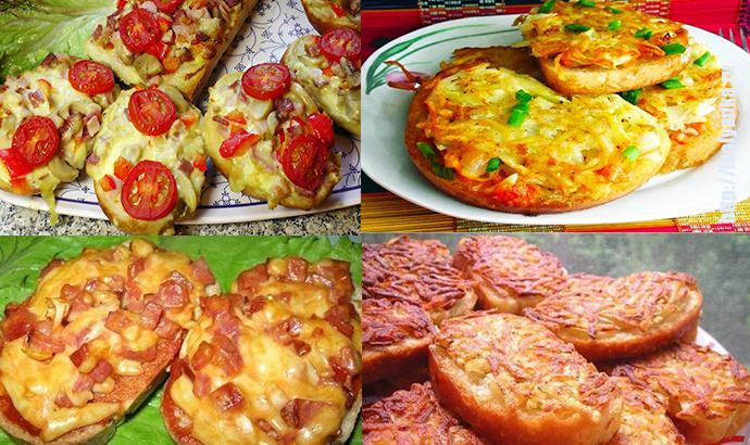 butery | 7 рецептов горячих бутербродов на завтрак из того, что завалялось в холодильнике!