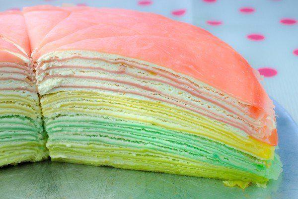 image1-7 | Блинный торт «Радуга» — порадуйте своих деток ярким и вкусным десертом!