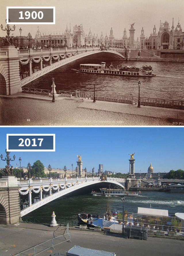 image13-10 | Как со временем изменились известные достопримечательности