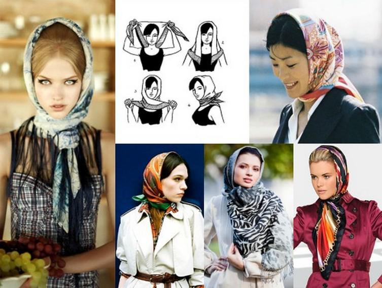 kakoe-gosudarstvo-mogno-nosit-na-golove-7   Так нужно правильно носить шарф. Советы которые помогут выглядеть стильно!