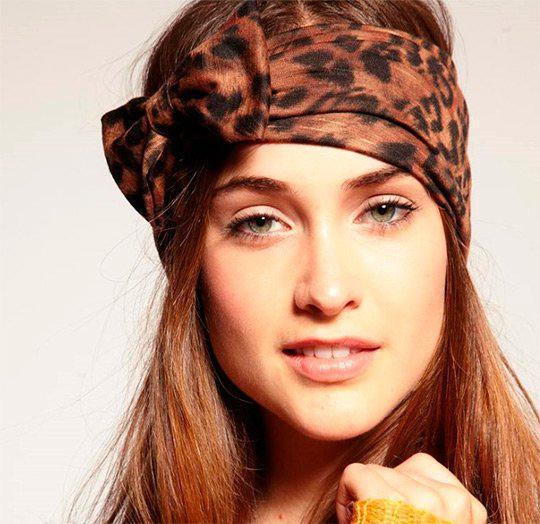 image13-6 | Как красиво повязать платок зимой — стильные образы в холодное время года!