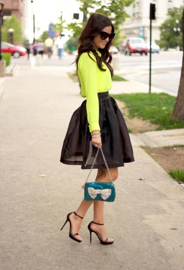 image15-11   27 стильных образов с юбками, которые заставят вас позабыть о брюках!
