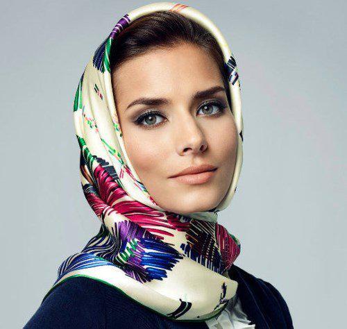image16-3 | Как красиво повязать платок зимой — стильные образы в холодное время года!