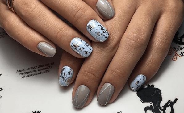 image26-3 | 35 самых лучших вариантов пастельного nail art