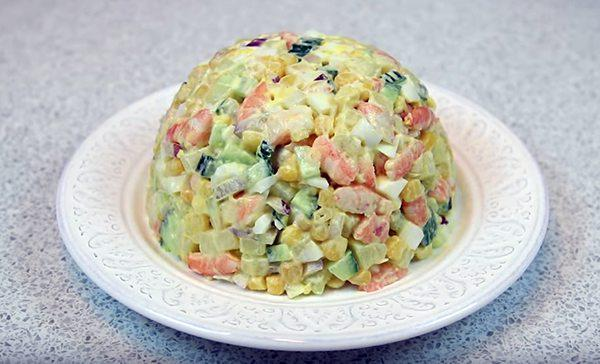 image3-36 | Морское меню: новогодние салаты из морепродуктов — забирай себе на стену!