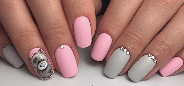 image36-1 | 35 самых лучших вариантов пастельного nail art