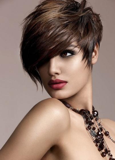 image4-45   16 стильных идей стрижки каскад на короткие волосы