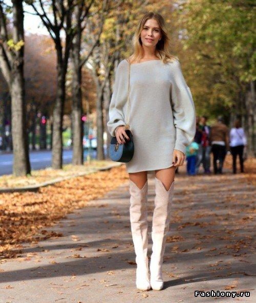 image10-98   Модные сапоги и как создать стильные образы с ними
