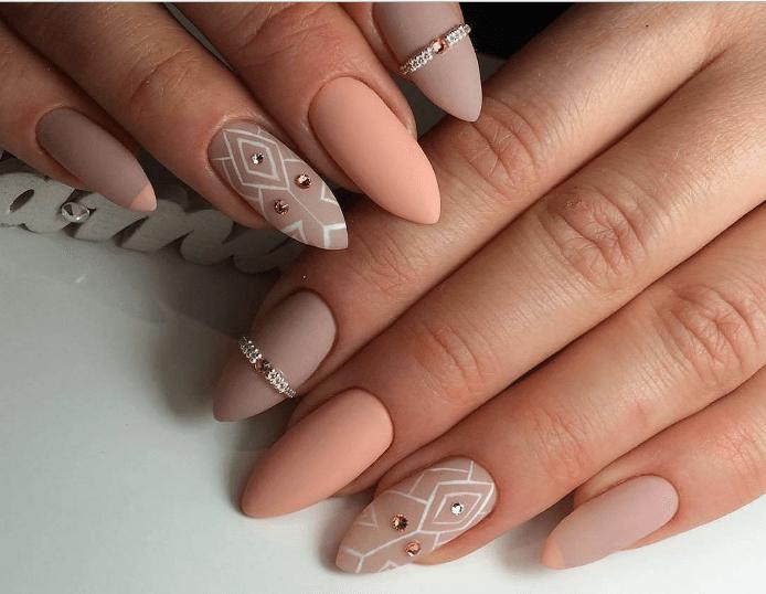 image10 | Модно и дорого: 25 идей роскошного ногтевого дизайна