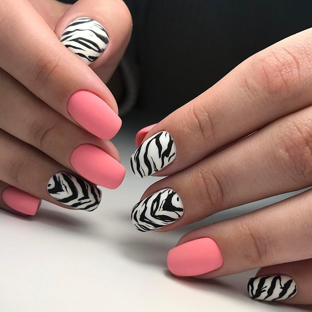 image12-77 | Модный дизайн ногтей — фото новинок маникюра 2018