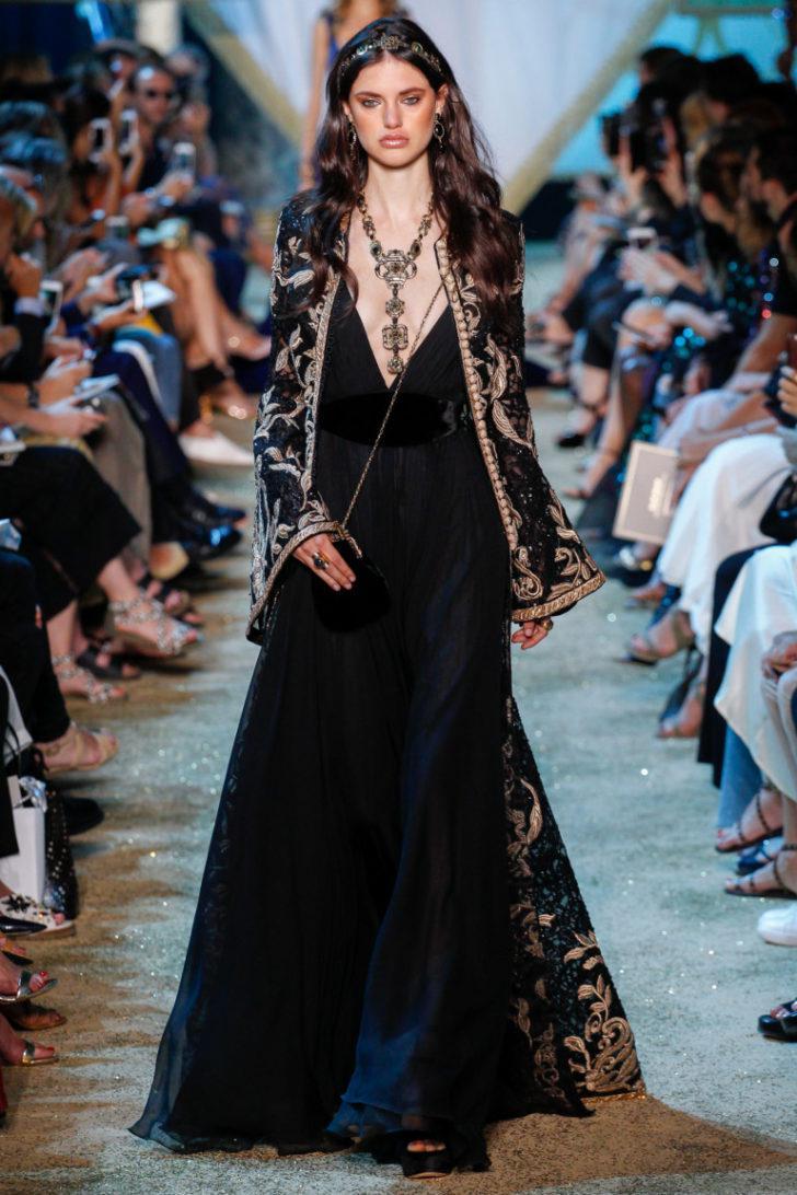 image18-29   Новая коллекция Эли Сааб — невероятная женственность!