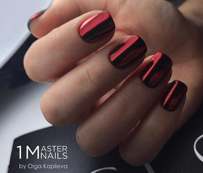 image19 | Модно и дорого: 25 идей роскошного ногтевого дизайна