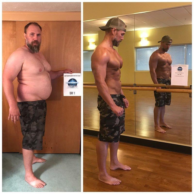 image2-151   Попытайтесь повторить! Многодетный отец похудел на 37 килограммов за полгода