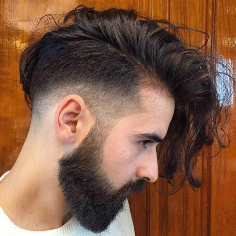 image26-18 | Модные мужские стрижки на длинные волосы 2018