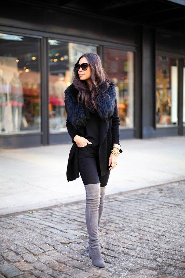 image28-22   Модные сапоги и как создать стильные образы с ними