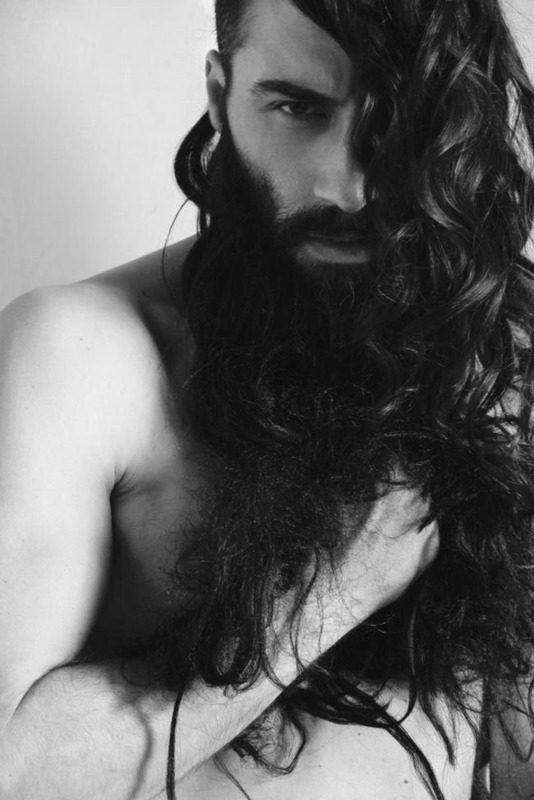 image31-8 | Модные мужские стрижки на длинные волосы 2018