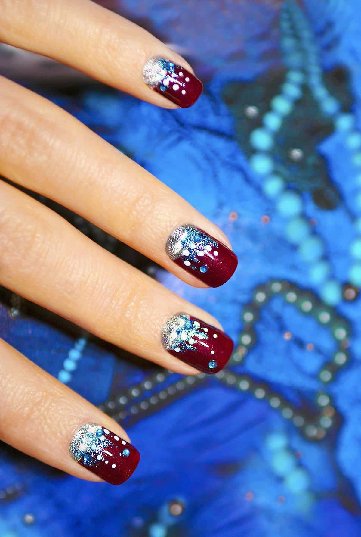 image4-122 | Модный дизайн ногтей — фото новинок маникюра 2018