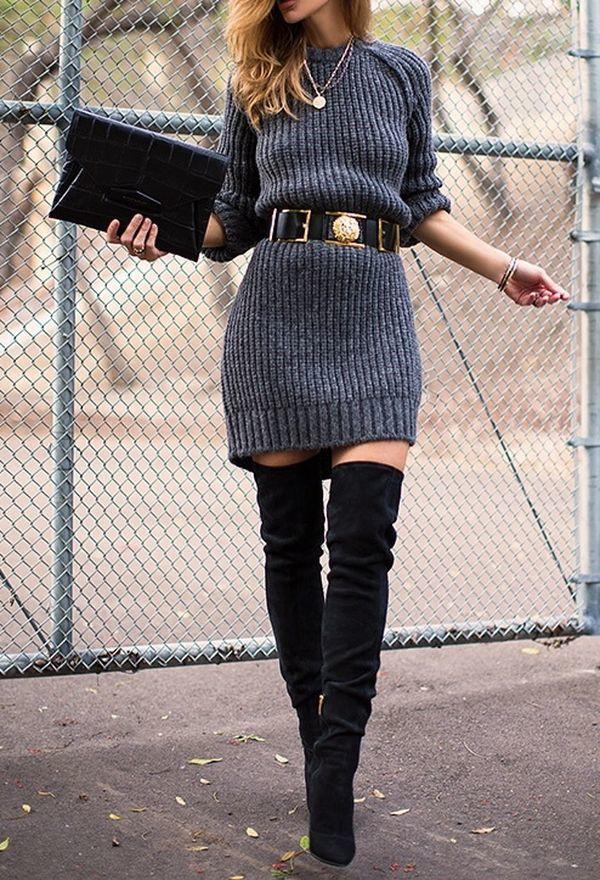 image4-147   Модные сапоги и как создать стильные образы с ними