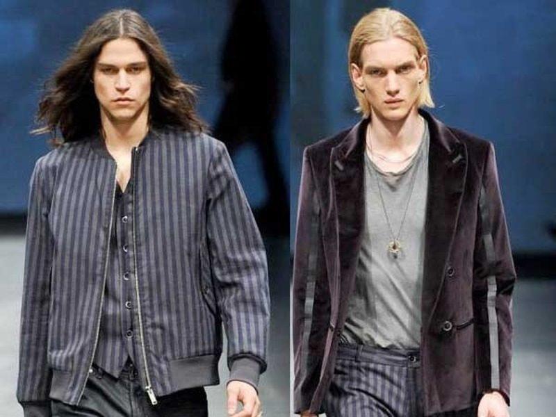 image42-4 | Модные мужские стрижки на длинные волосы 2018