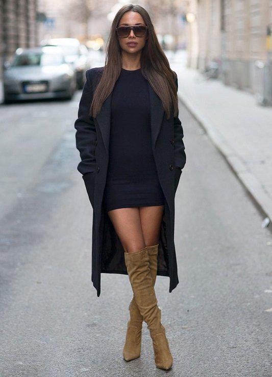 image42-6   Модные сапоги и как создать стильные образы с ними