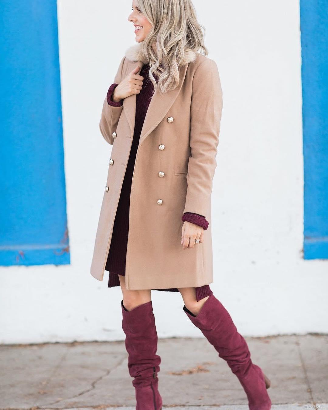 image47-3   Модные сапоги и как создать стильные образы с ними