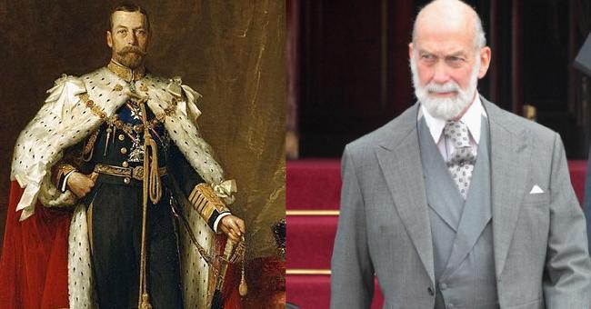 image5-7   На кого похожи потомки английских королей — невероятное сходство!