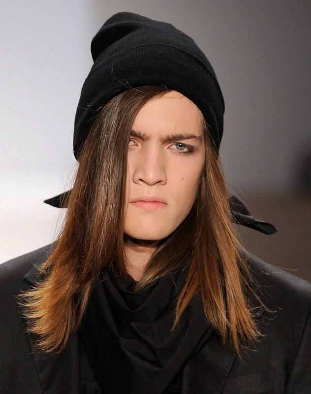 image58 | Модные мужские стрижки на длинные волосы 2018