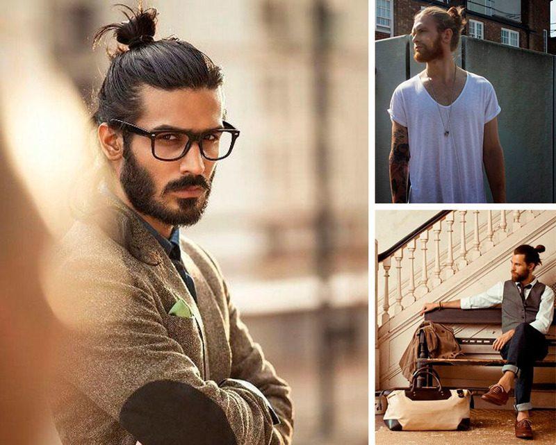image84-1 | Модные мужские стрижки на длинные волосы 2018
