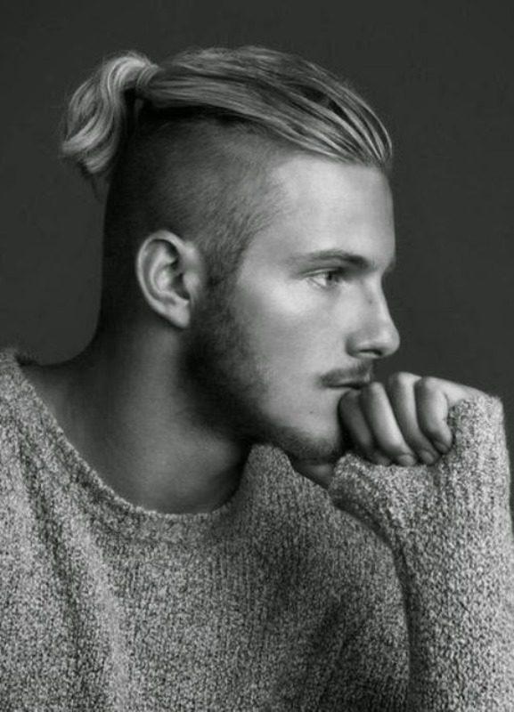 image92 | Модные мужские стрижки на длинные волосы 2018