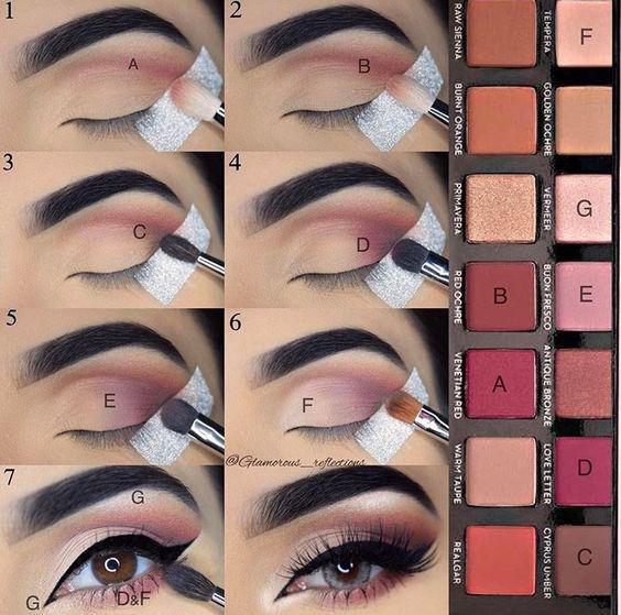 image1-192   Искусство макияжа: пошаговые инструкции на все случаи жизни