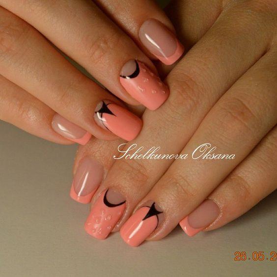 image1-31   Маникюр для отрастающих ногтей: варианты, которые подойдут всем!
