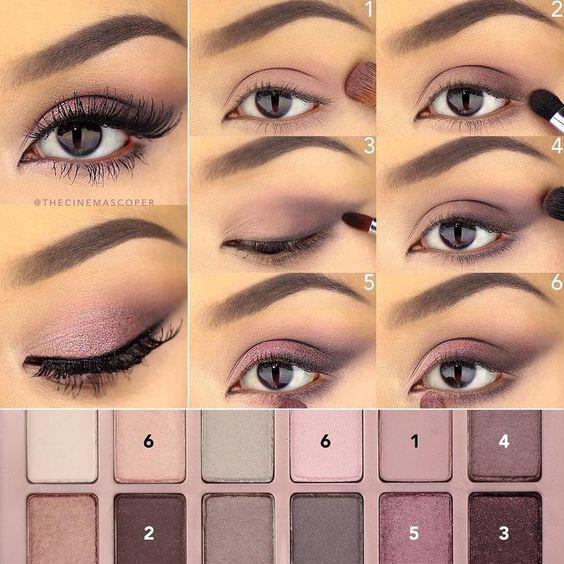 image10-75   Искусство макияжа: пошаговые инструкции на все случаи жизни