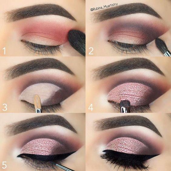image13-66   Искусство макияжа: пошаговые инструкции на все случаи жизни