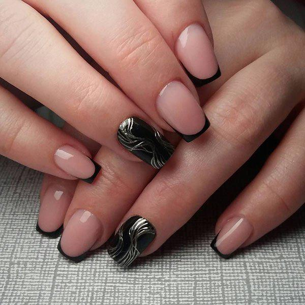 image15-71 | Прекрасные идеи маникюра на квадратные ногти