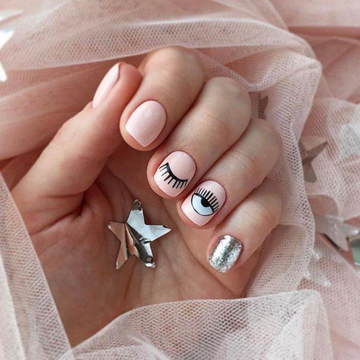 image2-112   Интересные идеи маникюра с рисунками на ногтях