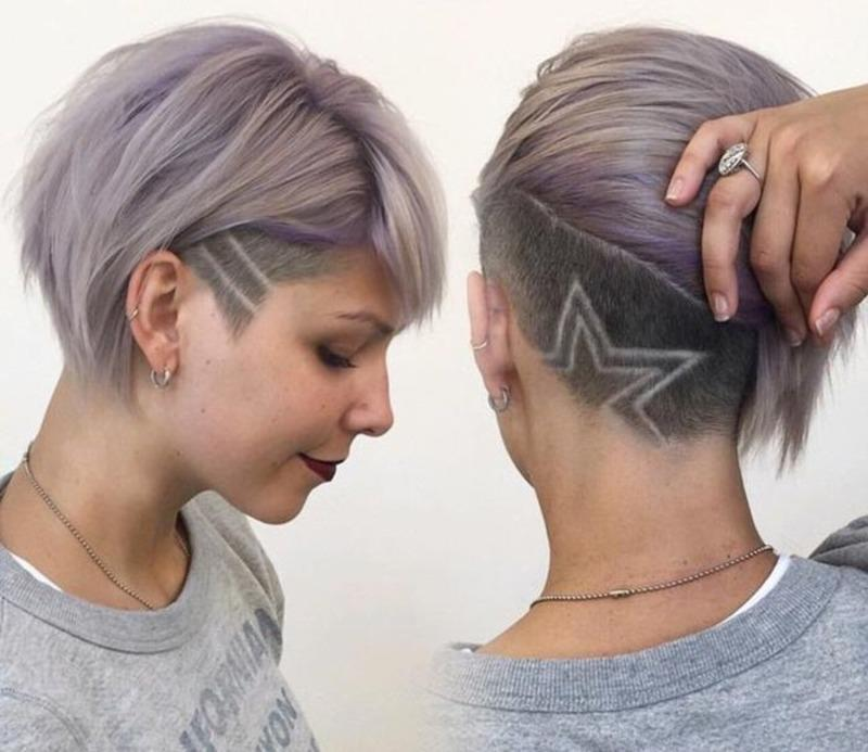 image25-2 | Стрижки на любой вкус и длину волос модные в 2018 году