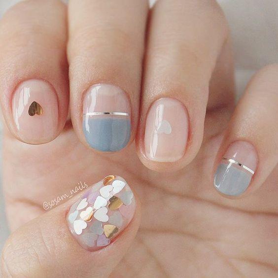 image6-17   Маникюр для отрастающих ногтей: варианты, которые подойдут всем!