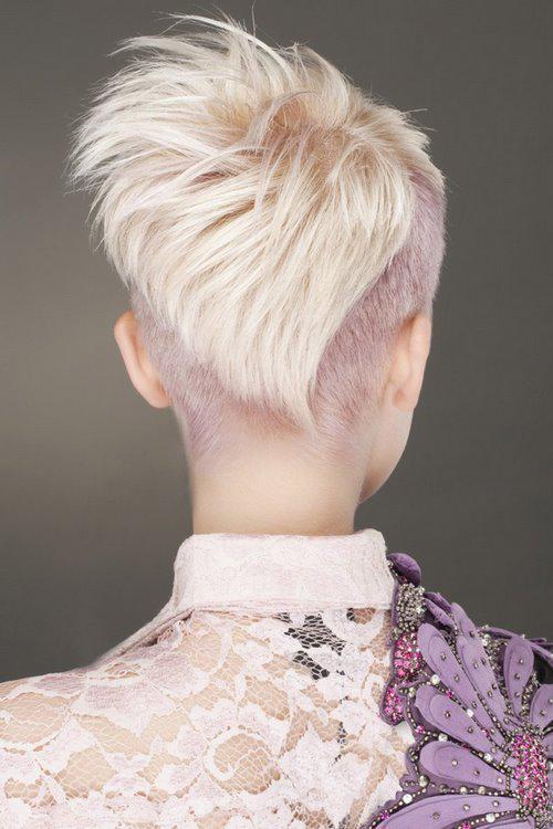 image79-1 | Модные и смелые: стрижки с выбритыми висками и затылком!