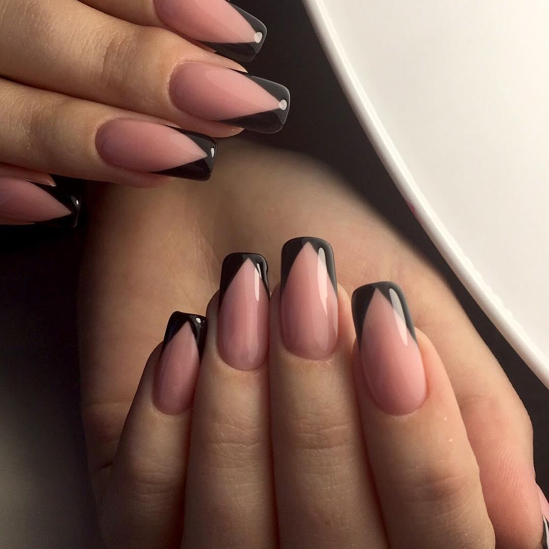 image8-91 | Прекрасные идеи маникюра на квадратные ногти